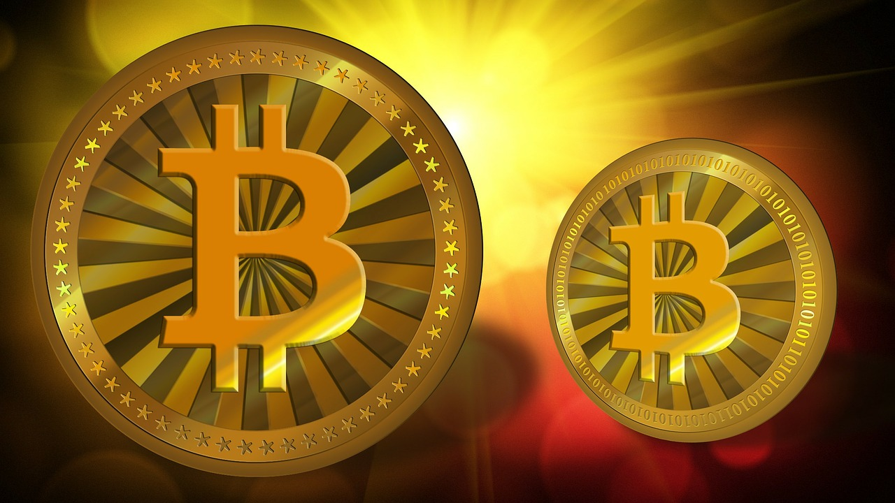 vista di trading bitcoin