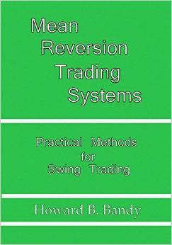 Mean reversion trading systems amibroker